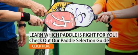 How to find the best pickleball paddle